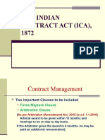 Indian Contract Act, 1872 (Ica) File-1