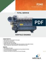 F240 Leaflet