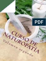 Curso de Naturopatía (Volumen II)