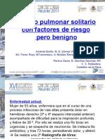 Nodulo Pulmonar Caso Clinico Completo1
