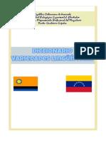 Diccionario de Variantes