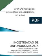 linfonodomegalia - diagnostico diferencial