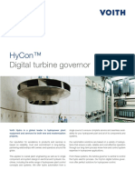 Digital Turbine Governor