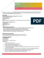 bryann maguire resume