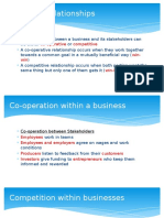DF Business Relationships PowerPoint