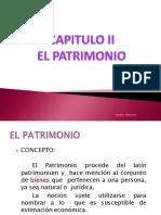 Capítulo II El Patrimonio v1