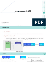 ROHC(Robust Header Compression)
