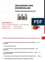 Perencanaan Dan Pengendalian PPN