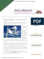 Empreendedores Da Bíblia – a Organização Das 12 Tribos - Patricia Lages - Bolsa Blindada