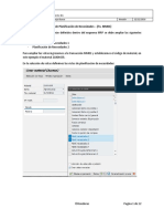 SAP - Escenario Básico MRP