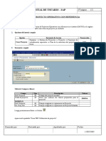 AY02001002 - Crear Proyecto Con Referencia