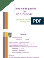 Plan de Orientación Académico-Profesional  6º E. Primaria