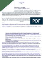 Blue Bar Cononut vs. Tantuico (July 1999) - Constitutional Law