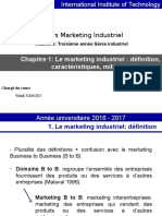 Le Marketing Industriel (1)