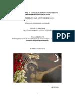 Tp El Sr de Los Milagros PDF