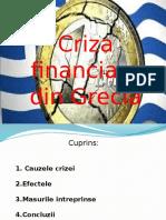Criza Din Grecia DP