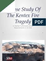 A Case Study of the Kentex Fire Tragedy