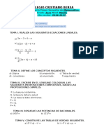 1 AP Matematica Primero de Media