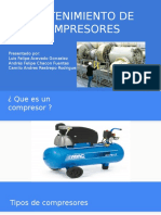 Diapositivas mantenimiento