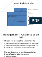 2.Theories of Management
