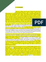 Reseña -De Lefere -Sigue La Línea de Teoría Del Autor Foucault y No de Barthes