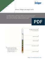 Tubos Colorimetricos Dragger