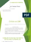 Critism on CMP madam.pptx