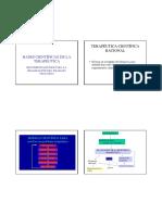 Tema 1 Evolución de La Farmacología Terapéutica. Terapéutica Farmacológica