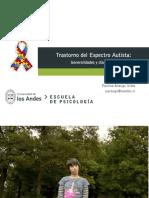 Autismo Generalidades y Diagnostico (DSM-5)