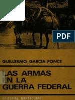 Las Armas en La Guerra Federal