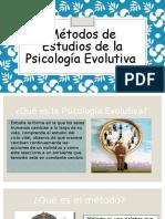 Metods de Estudio de La Psicologia Evolutiva