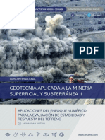 Brochure Geotecnia Aplicada a Mineria Superficial y Subterranea 2 Cecamin Virtual Octubre 2016