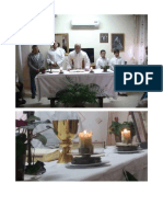 Misa Residencia de Ancianos Bueno Monreal de Huévar del Aljarafe - Día de Cristo Rey