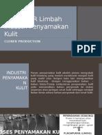 Analisis R3 Limbah Industri Penyamakan Kulit.pptx