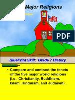5religions