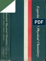 DanielsEtAl-ExperimentalPhysicalChemistry