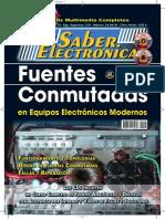 Club Saber Electrónica Nro. 78. Fuentes Conmutadas