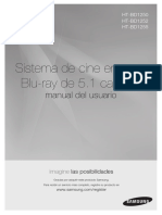 Manual Ht Bd1250a