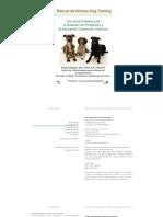 Una Guía Práctica Para La Solución de Problemas y La Educación Canina Sin Violencia