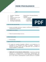 TEST BAJO LA LLUVIA+CAPACITACION Y DESARROLLO