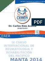 Ix Curso Internacional de Reumatología y Rehabilitación Del Pacifico