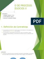 Modelado de Procesos de Negocios II 2