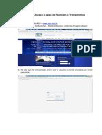Manual Acesso - Curso Online da AEA