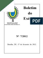 BE Nº 07-2012 - pg. 51 a 87