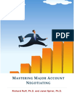 Mastering Major Account Negotiating 04.28.14