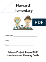 harvard elementary science 12 handbook