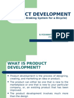 Product Development by YESWANTH