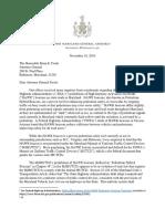 Attorney General HAWK Advice Letter