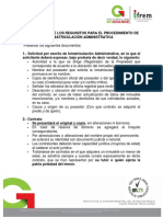 Inmatriculacion Administrativa (particulares)