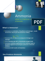 Ammonia Ppt by Jayant Final
